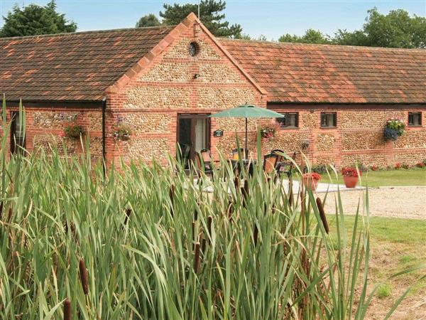 Moor Farm Stable Cottages - Baileys Barn in Norfolk