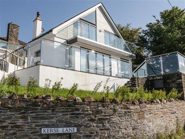 Moordene House in Devon