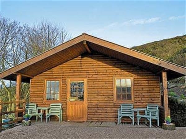 Moorside Farm : Moorside Lodge in Cumbria