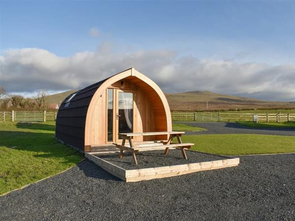 Moorside Glamping Pods - Black Coombe in Cumbria