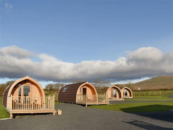 Moorside Glamping Pods - Selker View in Cumbria