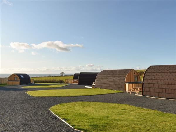 Moorside Glamping Pods - Withe Bottom in Cumbria