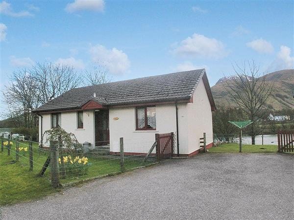 Morar Cottage in Inverness-Shire