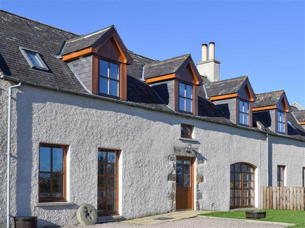 Moray Cottages - Mill Cottage in Dufftown, Banffshire