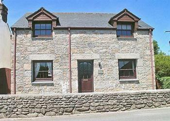 Mossley Cottage in Cornwall