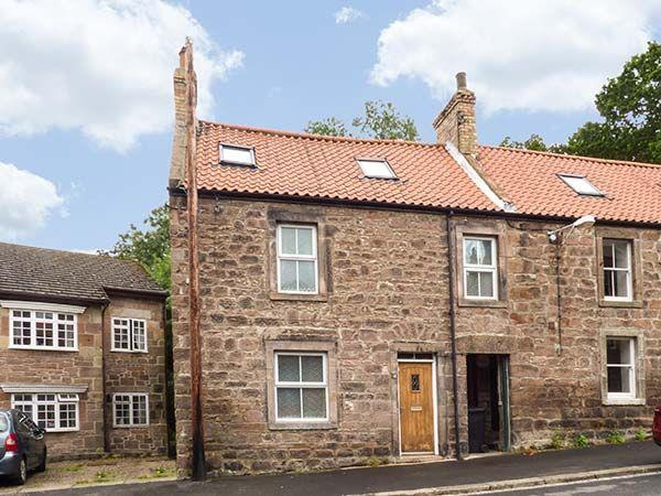 Motte Cottage in Northumberland