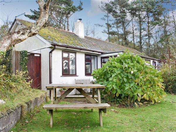 Mount Hawke Holiday Bungalows - Prince Croft Annexe in Cornwall