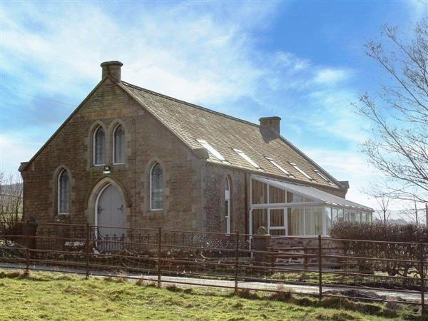 Mouthlock Chapel, Barras, near Kirkby Stephen, Cumbria with hot tub