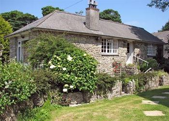 Mowie Cottage in Cornwall