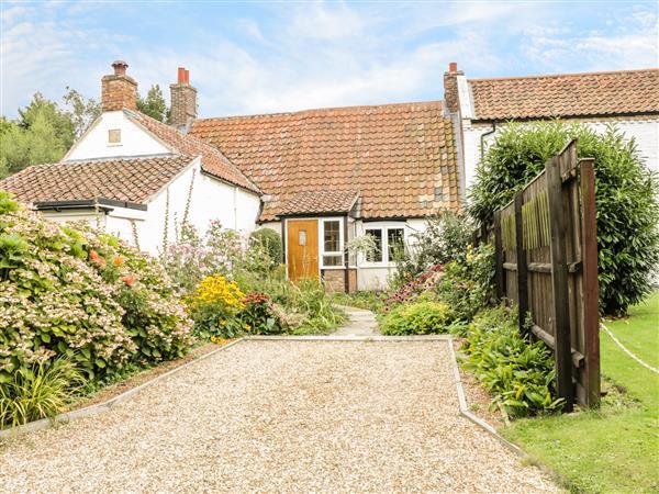 Mrs Dale's Cottage in Norfolk