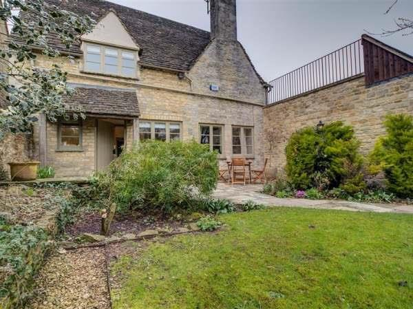 Muffety Cottage in Oxfordshire