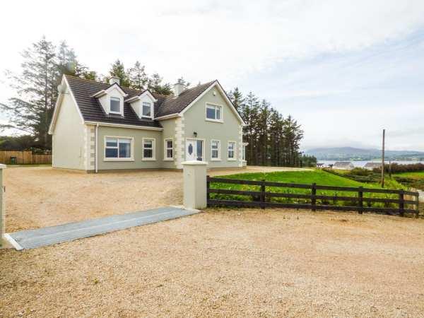 Mulroy Lodge in Kerrykeel, County Donegal