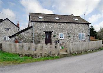 Munty Cottage in Churchstanton near Taunton, Somerset