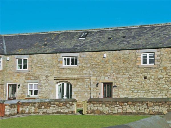 Murton Cottage in Northumberland