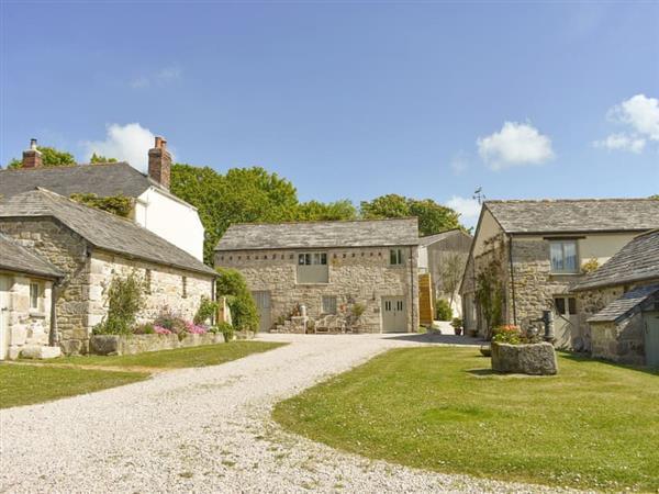 Nanjeath Farm - The Stables in Lanjeth, near St Austell, Cornwall