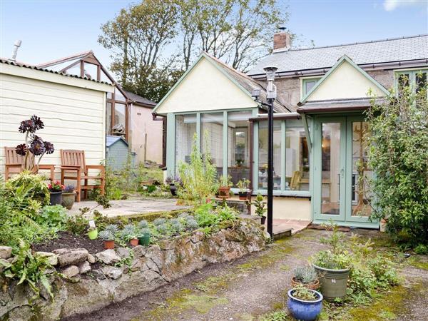 Nans Cottage, Cornwall