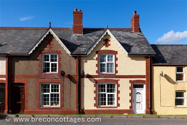Nanty Cottage in Sennybridge, Powys