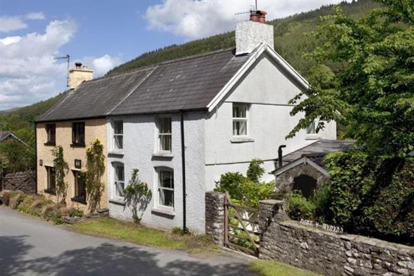 Nantymynydd in Powys