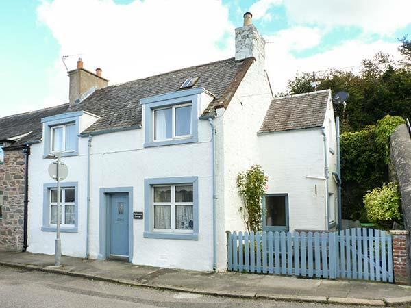 Nathaniel's Cottage in Kirkcudbrightshire