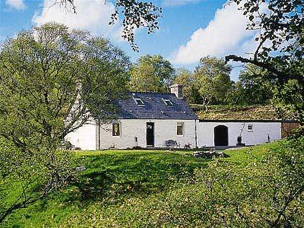 Naver Cottage in Sutherland
