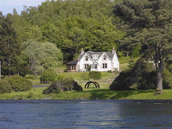 Ness Castle Estate - Benula Lodge in Inverness-Shire