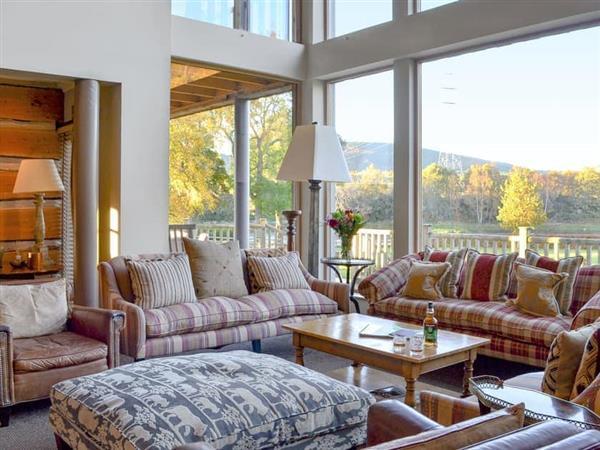 Ness Castle Estate - River Lodge, Inverness-shire