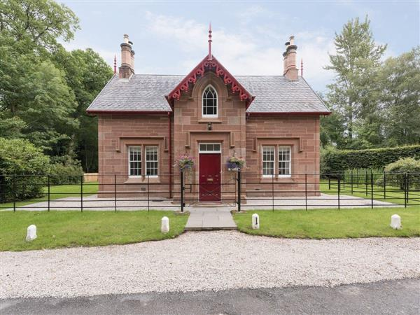Netherby Hall - Middle Lodge in Cumbria
