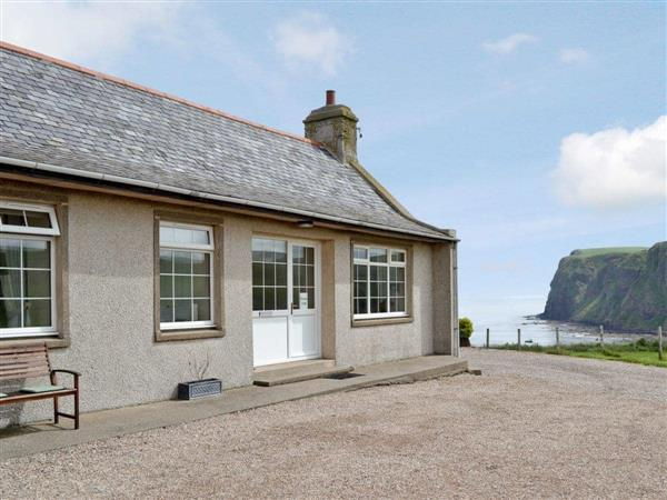 Nethermill Cottages - Pennan Lodge in Aberdeenshire