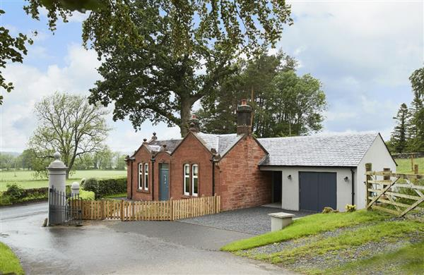 Netherwood Lodge in Netherwood near Dumfries, Dumfries & Galloway - Dumfriesshire