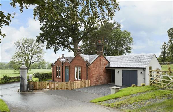Netherwood Lodge in Dumfriesshire