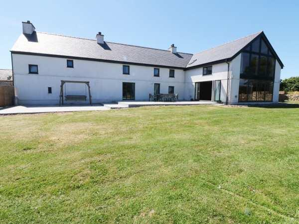 Neuadd from Sykes Holiday Cottages