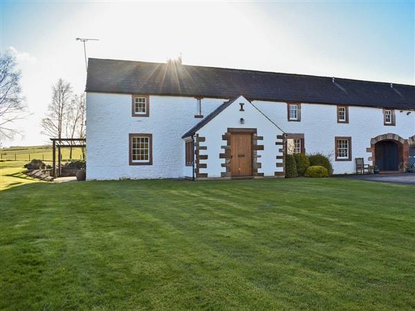 New Bewley Barn in Cumbria