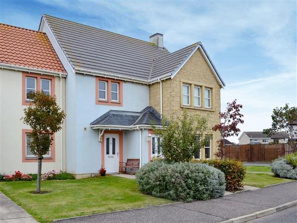 New Holliday Villa in Fife