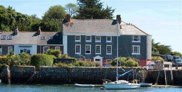 New Quay House in Cornwall