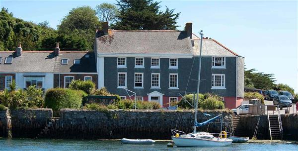 New Quay Lodge in Cornwall