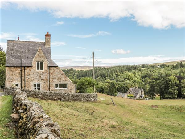 Newbiggin Cottage in Northumberland