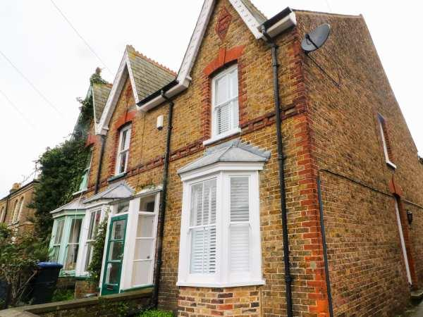 Newden Cottage in Kent