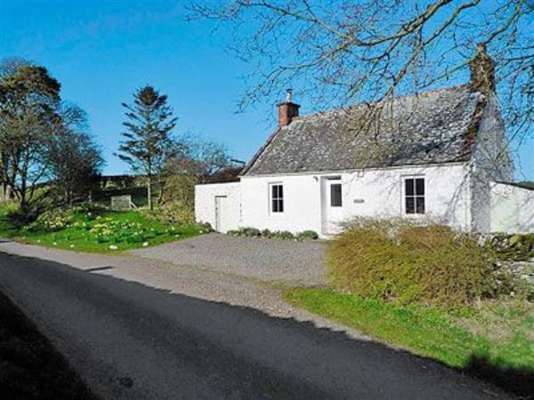 Newfield Cottage in Kirkcudbrightshire