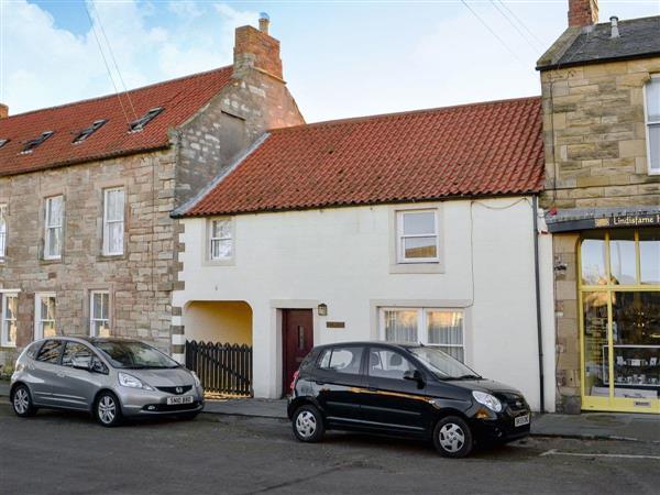 Next Door Cottage in Northumberland