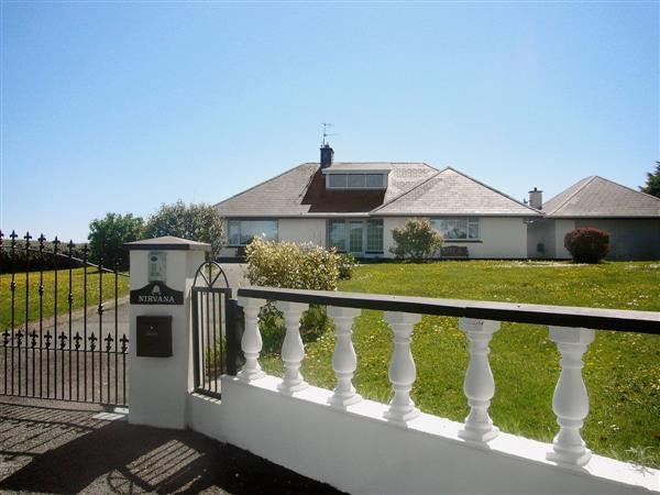 Nirvana Lodge in Wexford