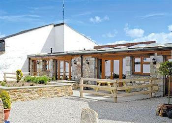 No 1 Carnkie Farm in Cornwall
