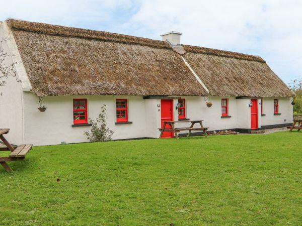 No. 10 Tipperary Thatched Cottage in North Tipperary