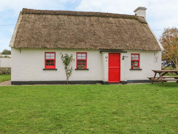 No. 11 Tipperary Thatched Cottage in North Tipperary