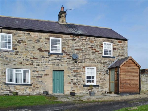 No 2 Cottage in Northumberland