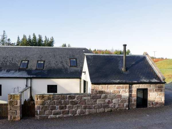 No. 4 Steading Cottage in Aberdeenshire