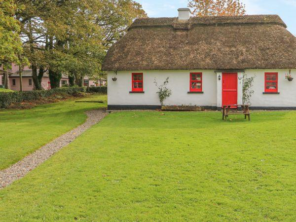 No. 9 Tipperary Thatched Cottages in North Tipperary