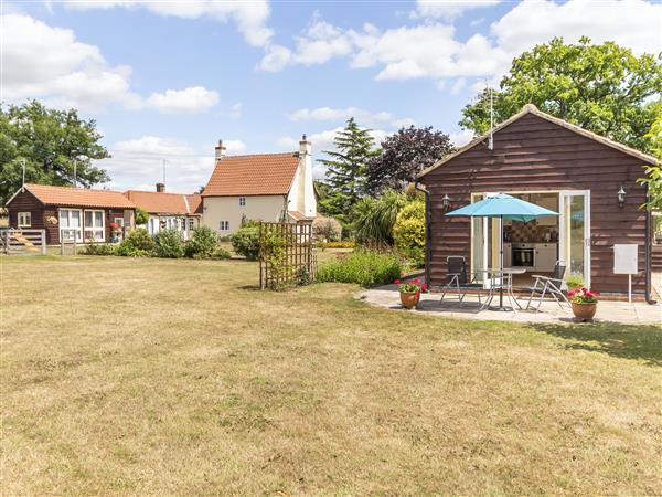 Norbank Garden Studio in Norfolk
