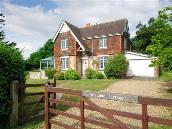 Norlands Cottage in Isle of Wight
