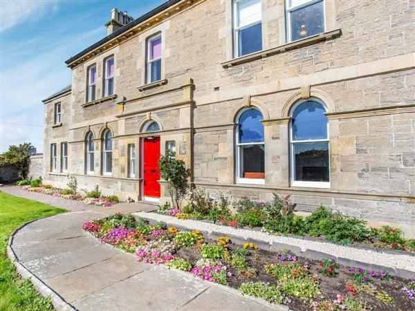 North Bank House in Caithness