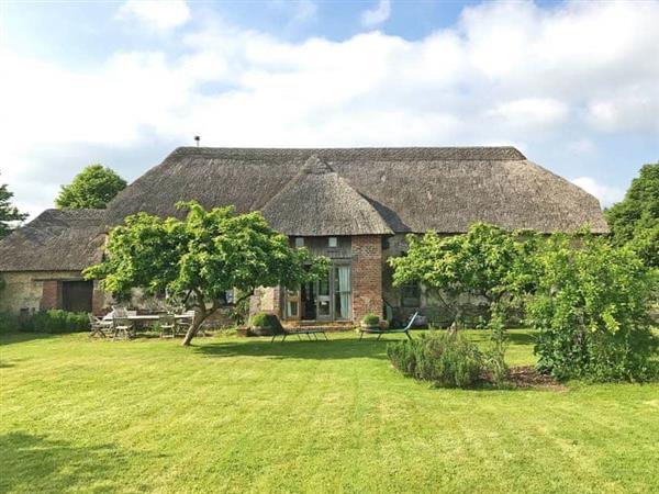 North Barn in Affpuddle, near Dorchester, Dorset